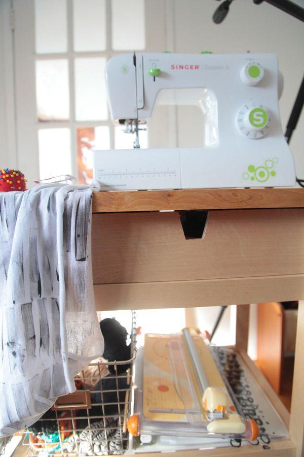 DIY | Fabric painted infinity scarf. - trisha harrison ...